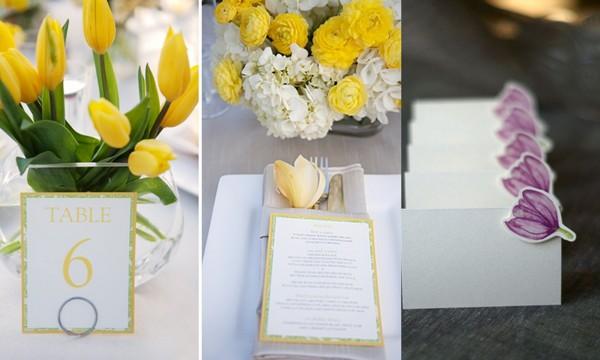 В выбранной цветовой гамме свадьбы